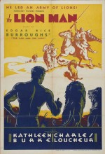 The Lion Man (1936) afişi