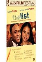 The List  ıı (2007) afişi