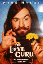 The Love Guru (2008) afişi