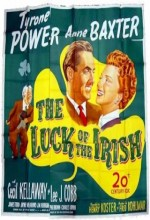 The Luck Of The ırish (ı) (1948) afişi