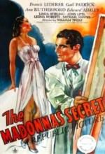 The Madonna's Secret (1946) afişi