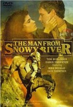 The Man From Snowy River (1982) afişi