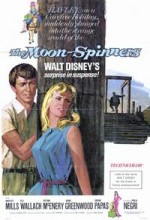 The Moon-Spinners (1964) afişi