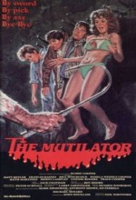 The Mutilator (1985) afişi