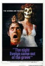 La Notte Che Evelyn Usci Dalla Tomba (1971) afişi