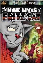 The Nine Lives of Fritz the Cat (1974) afişi