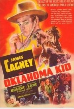 The Oklahoma Kid (1939) afişi