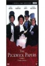 The Pickwick Papers (1952) afişi
