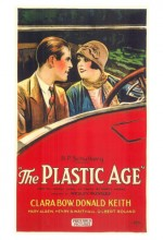The Plastic Age (1925) afişi