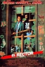 The Principal (1987) afişi