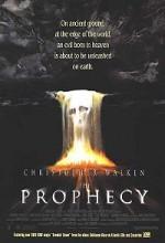 The Prophecy (1995) afişi