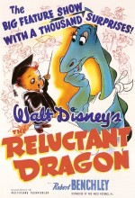The Reluctant Dragon (1941) afişi
