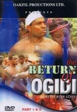 The Return Of Ogidi (2008) afişi