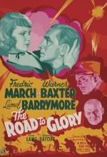 The Road To Glory (1936) afişi