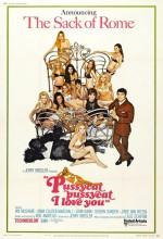 The Sack Of Rome - Pussycat, Pussycat, I Love You (1970) afişi