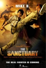 The Sanctuary (2009) afişi