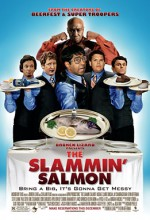 The Slammin' Salmon (2009) afişi