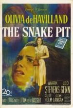 The Snake Pit (1948) afişi