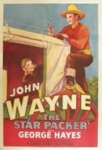 The Star Packer (1934) afişi