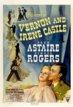 The Story Of Vernon And ırene Castle (1939) afişi