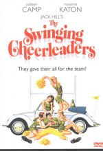 The Swinging Cheerleaders (1974) afişi