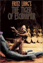 The Tiger Of Eschnapur (1959) afişi