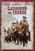 The Train Robbers (1973) afişi
