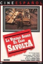 The Truth On The Savolta Affair (1980) afişi