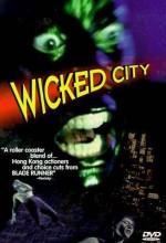 The Wicked City (1992) afişi