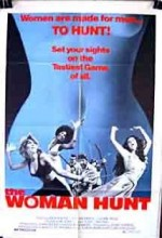 The Woman Hunt (1973) afişi