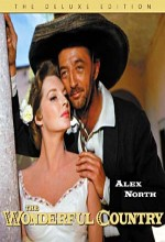 The Wonderful Country (1959) afişi
