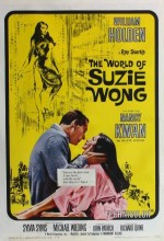 The World Of Suzie Wong (1960) afişi