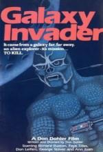 The ınvader (1997) afişi
