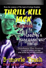 Thrill Kill Jack In Hale Manor (2000) afişi
