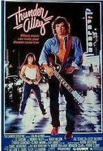 Thunder Alley (ı) (1985) afişi