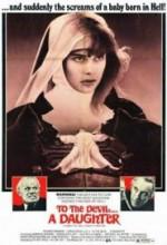 To the Devil a Daughter (1976) afişi