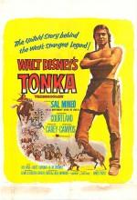Tonka (1958) afişi