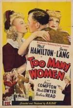 Too Many Women (1942) afişi