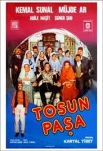 Tosun Paşa (1976) afişi