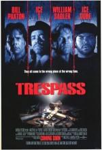 Trespass (I) (1992) afişi