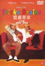 Tricky Brains (1991) afişi