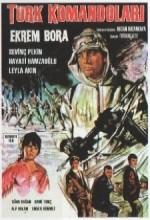 Türk Komandoları (istanbul 44) (1967) afişi