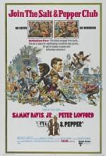 Tuz Ve Biber (1968) afişi