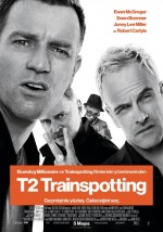 T2: Trainspotting (2017) afişi