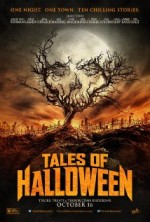 Tales of Halloween (2015) afişi