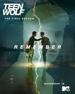 Teen Wolf Sezon 6 (2016) afişi