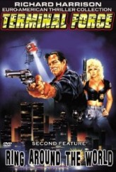 Terminal Force (1989) afişi