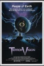 Terror Vision (1986) afişi