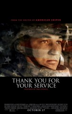 Thank You for Your Service (2017) afişi
