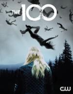 The 100 Sezon 4 (2017) afişi
